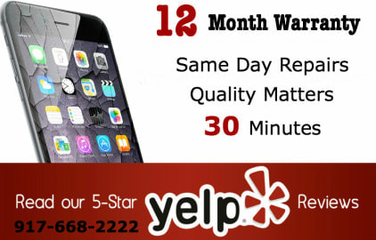 iPhone Screen Repair NYC | #1 Fix iPhone iPad Repair Store
